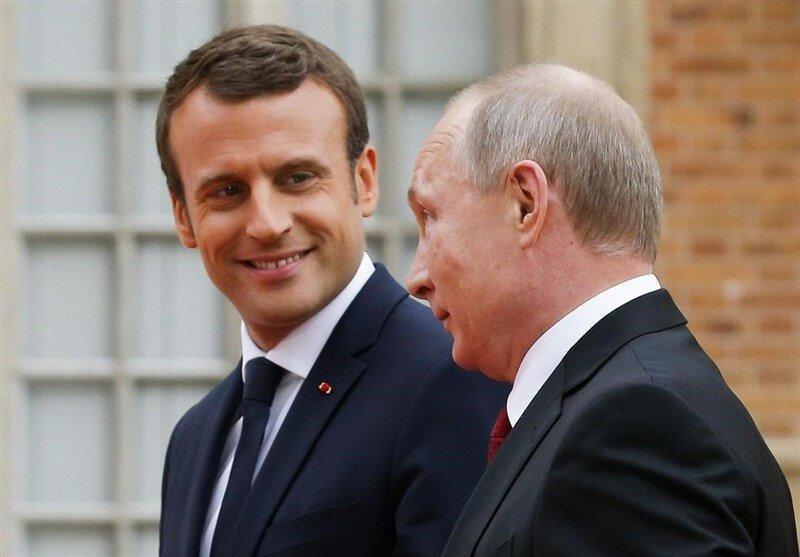 تأکید پوتین بر لزوم ادامه مبارزه با تروریست ها در ادلب
