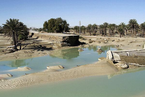 ساخت پل عابر پیاده در روستای دوگنویر بشاگرد به اتمام رسید