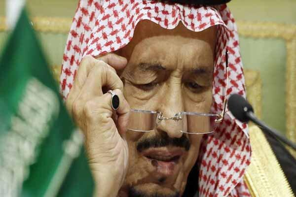 توئیت جنجالی شخصیت برجسته اماراتی درباره شرایط ملک سلمان