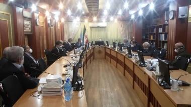 جلسه ستاد سلامت وزارت علوم برگزار شد