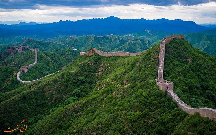 حقایقی حیرت انگیز از دیوار بزرگ چین